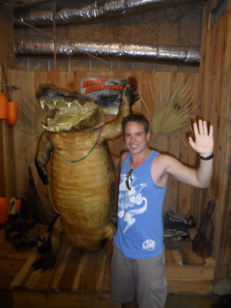 Swamp Tour Photo Map